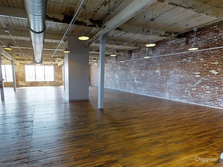 Spacious Event Space for Weddings in Memphis Photo 2