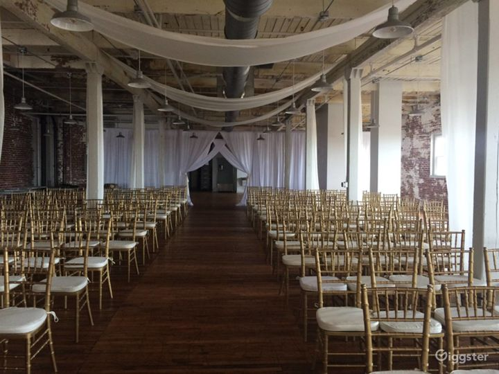 Spacious Event Space for Weddings in Memphis Photo 5
