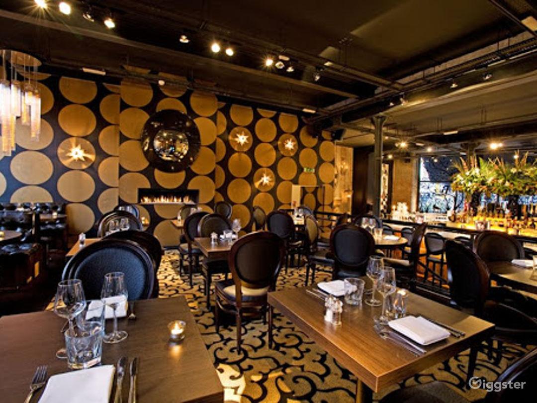 Gorgeous Private Mezzanine in London Photo 1