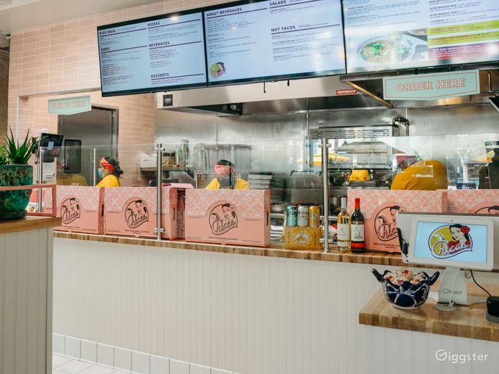 Vibrant & Friendly Fast Casual Restaurant Photo 5