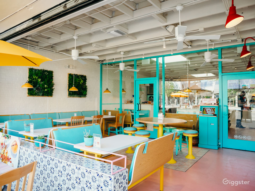Vibrant & Friendly Fast Casual Restaurant Photo 1