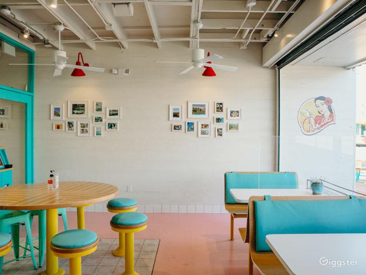 Vibrant & Friendly Fast Casual Restaurant Photo 3