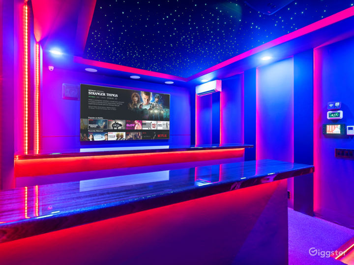 Starlit Luxury Movie Theater Photo 5
