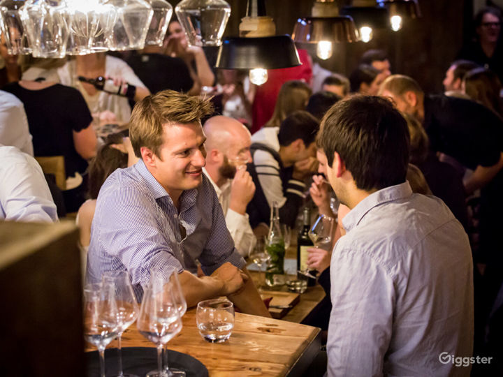 Battersea's Wine Bar Perfect for Events Photo 4