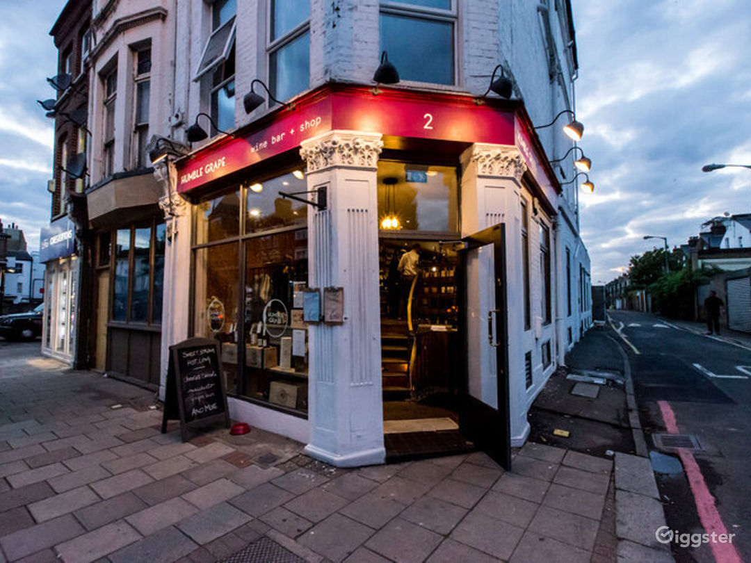 Battersea's Wine Bar Perfect for Events Photo 1
