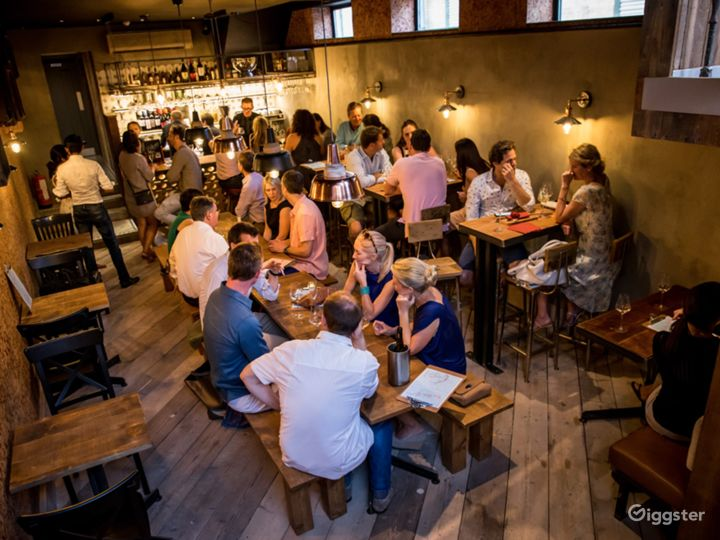Battersea's Wine Bar Perfect for Events Photo 3