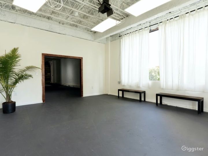 Natural Lit Studio with Cyclorama Wall in Orlando Photo 3
