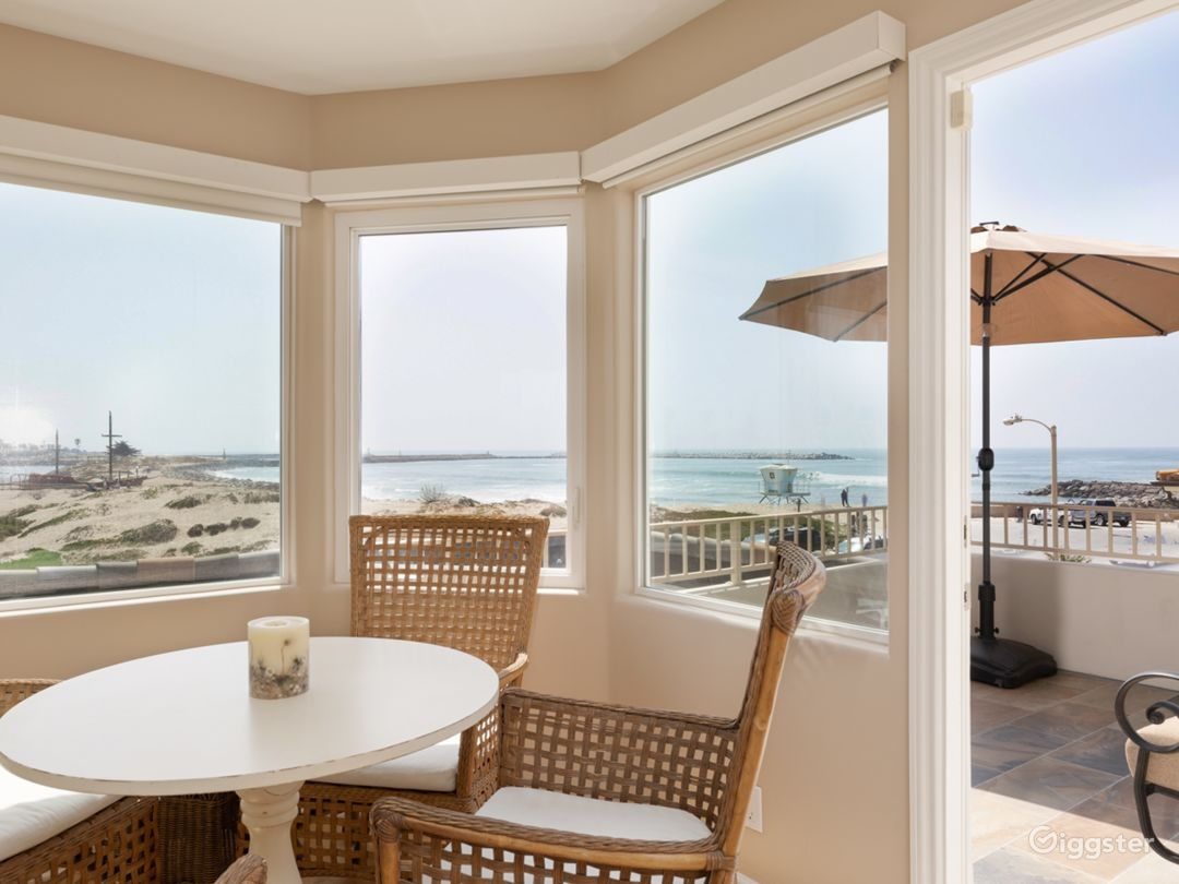 Large beach house with unobstructed ocean views.  Photo 1