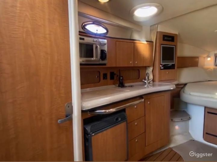 Charming 35FT Sea Ray Reinier Party Boat Space Events Photo 3
