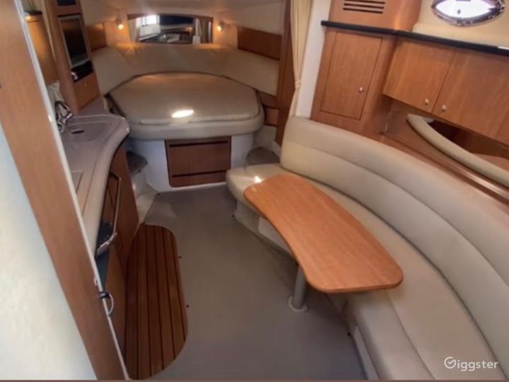 Charming 35FT Sea Ray Reinier Party Boat Space Events Photo 4
