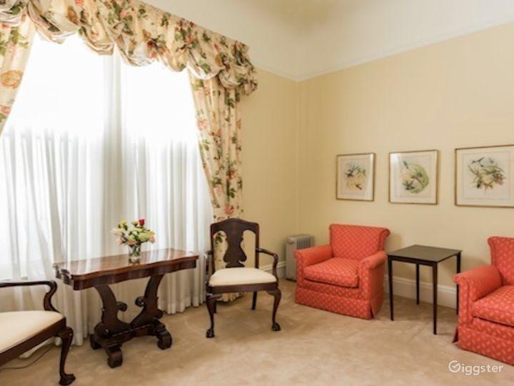 Charming Bride's Room in San Francisco