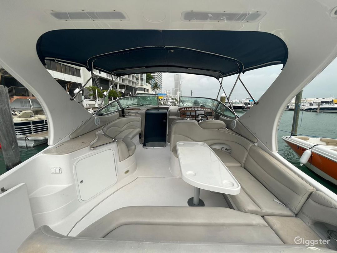 Exquisite 40FT Larson Sea Isle Party Yacht Space Events  Photo 1