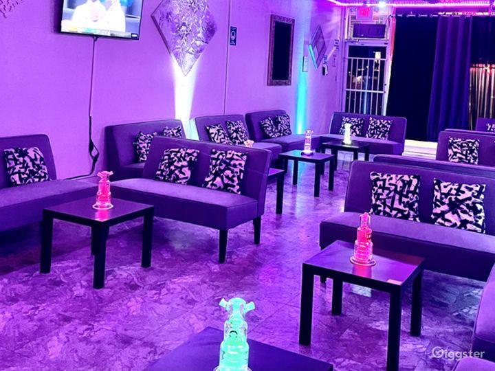 Atmospheric Lounge in Las Vegas Photo 3