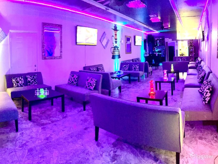 Atmospheric Lounge in Las Vegas Photo 5