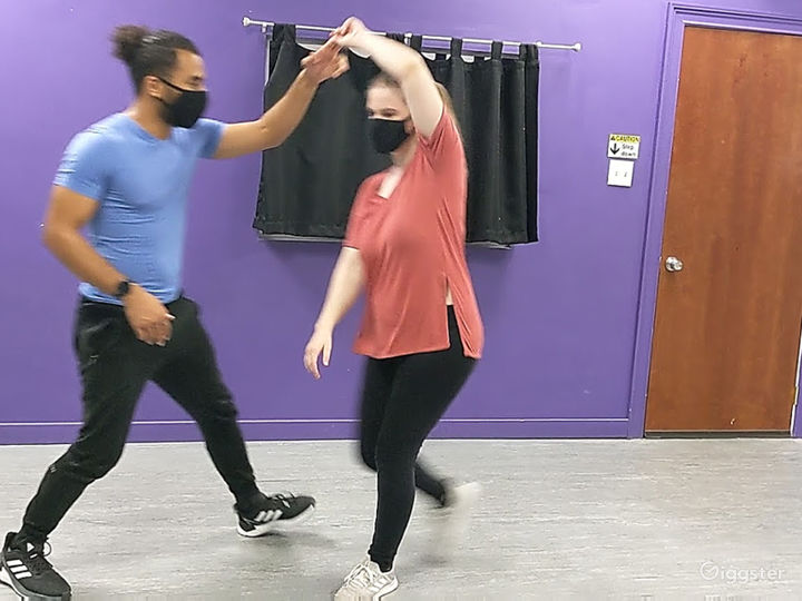 Dance Studio 2 - 400 Sq. Ft.  Photo 2