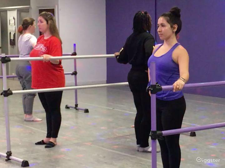Dance Studio 2 - 400 Sq. Ft.  Photo 3