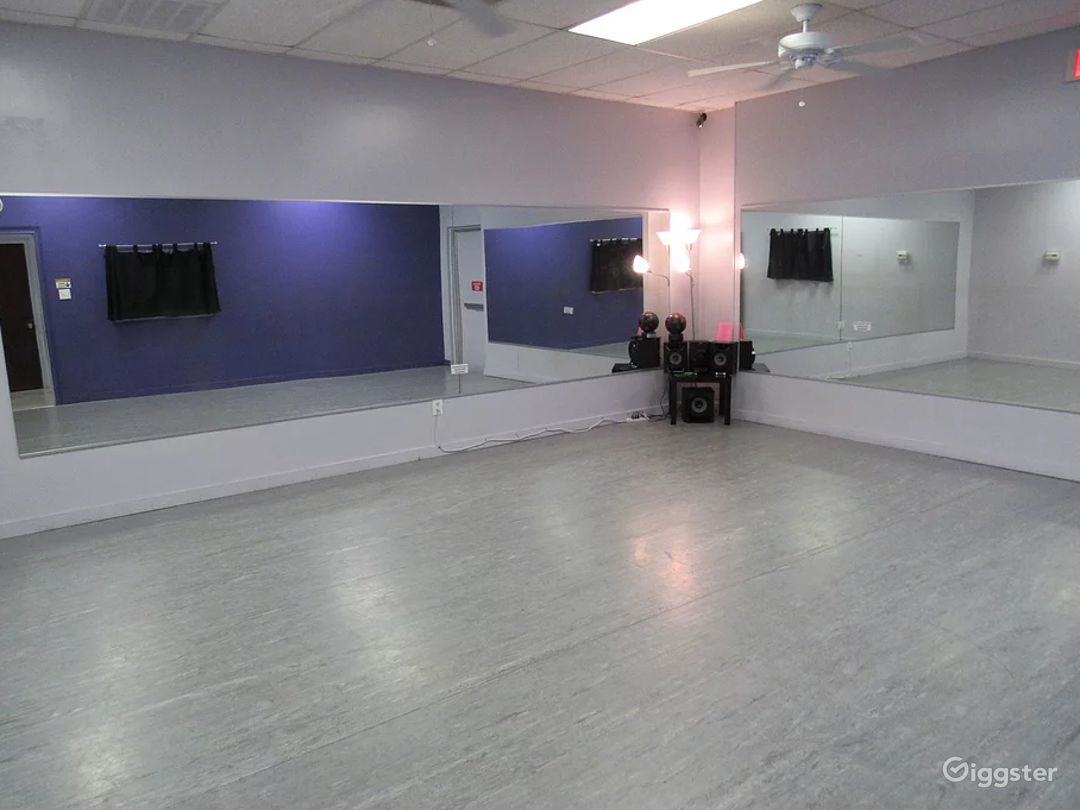Dance Studio 2 - 400 Sq. Ft.  Photo 1