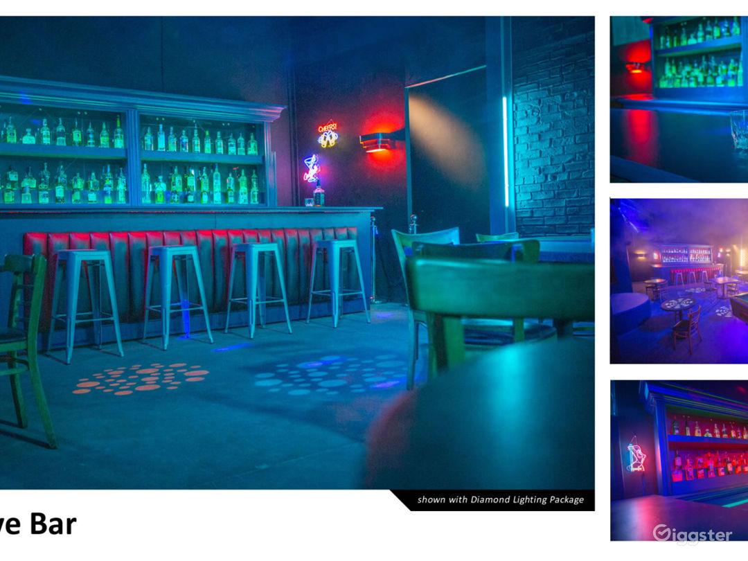 Dive Bar Standing Set | CreatorLA Photo 1