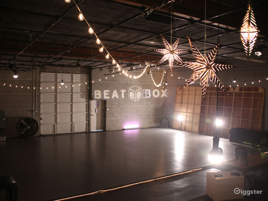 Boutique Industrial Production and Event Studio Photo 1