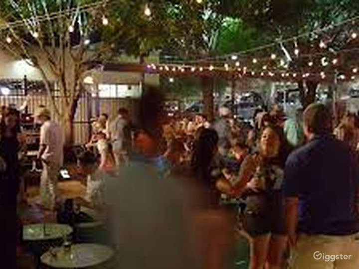 Full Function Fort Worth Venue - Outdoor Patio Photo 3