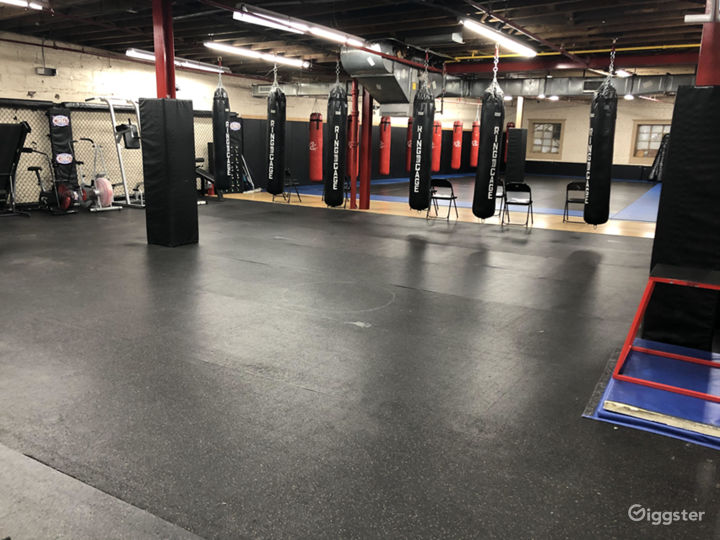 7,000 Sq Ft  State of the Art MMA & Fitness Gym  Photo 2