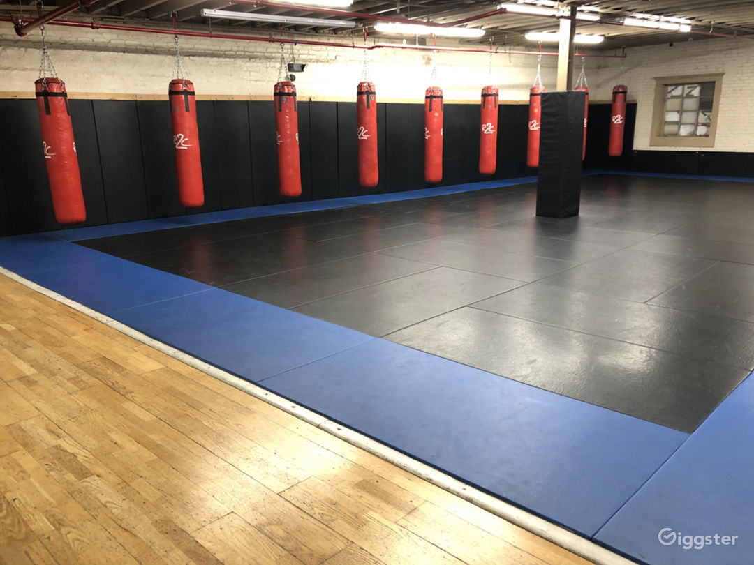 7,000 Sq Ft  State of the Art MMA & Fitness Gym  Photo 1