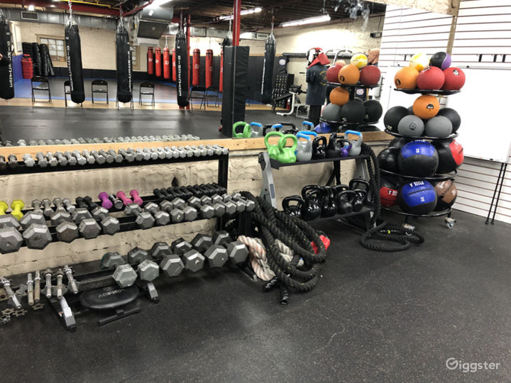 7,000 Sq Ft  State of the Art MMA & Fitness Gym  Photo 3