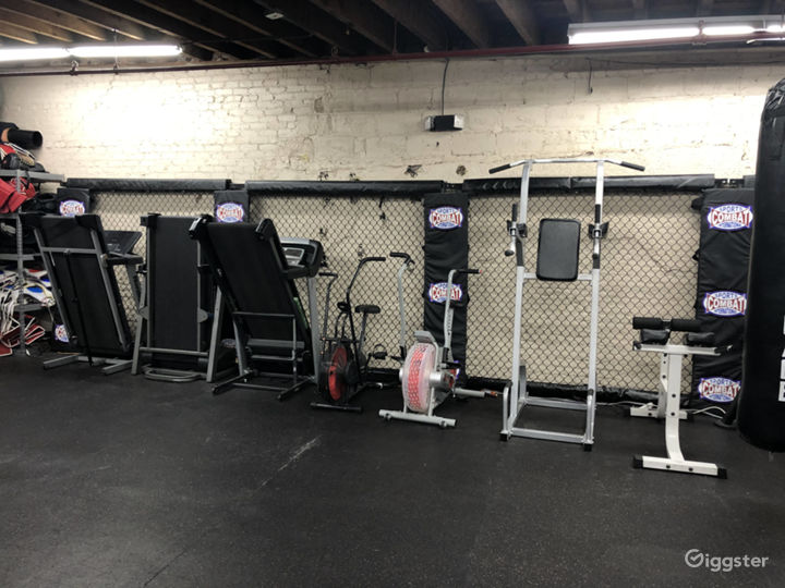 7,000 Sq Ft  State of the Art MMA & Fitness Gym  Photo 4