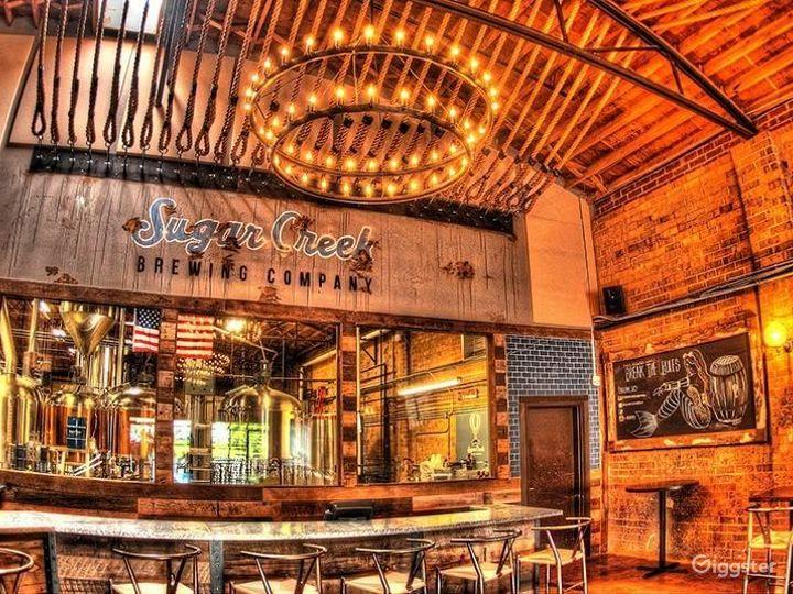 Huge Tap Room Brewery in Charlotte Photo 2