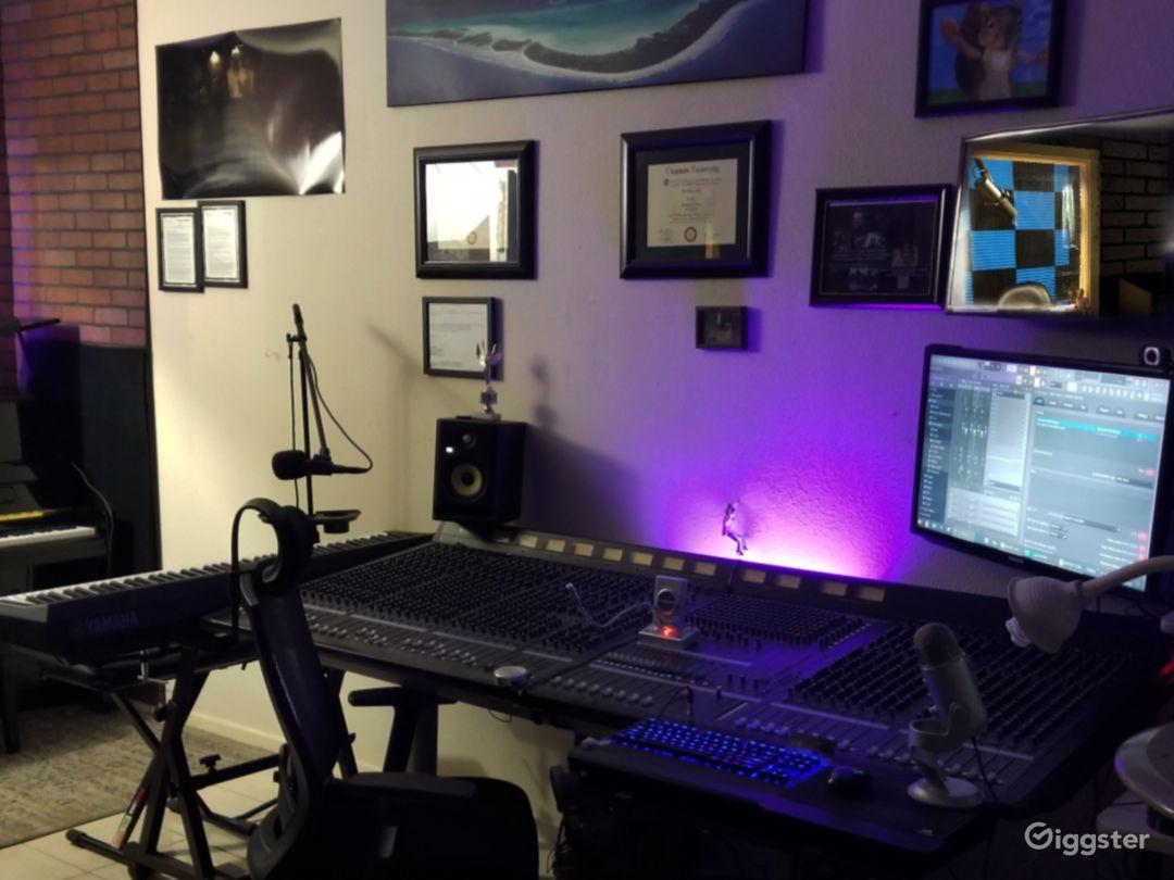 "60 Track / ""FL Studio"" Recording Studio"