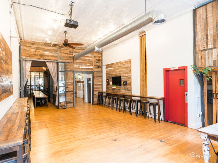 Designer SoHo Loft Space