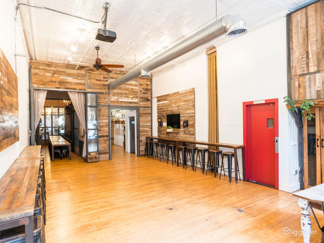 Designer SoHo Loft Space Photo 1