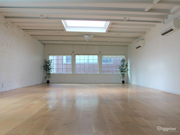 Charming White Brick Studio with Skylight in LES Photo 3