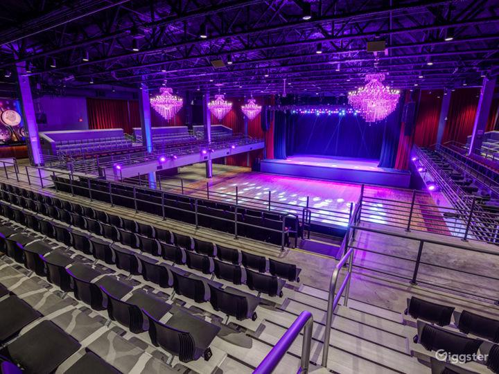 Stylish Music Hall Photo 2