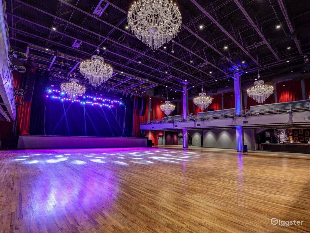 Stylish Music Hall Photo 1
