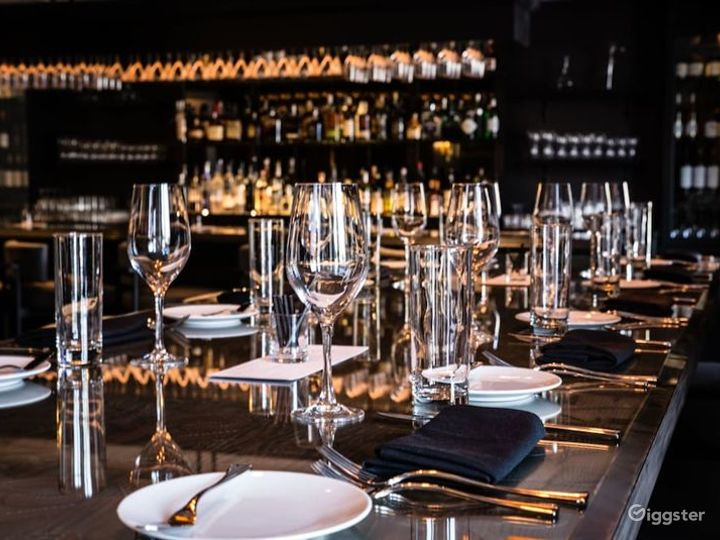 Stylish Restaurant in LA Photo 3