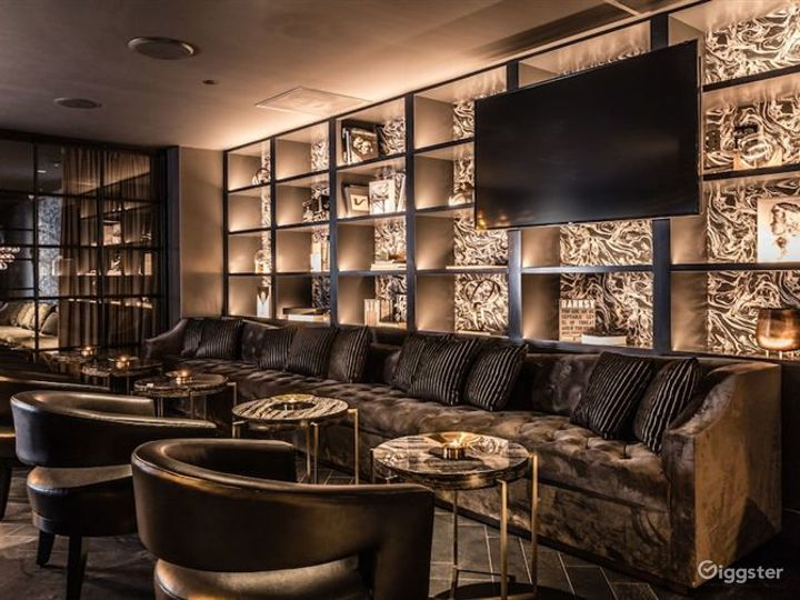 Stylish Restaurant in LA Photo 4