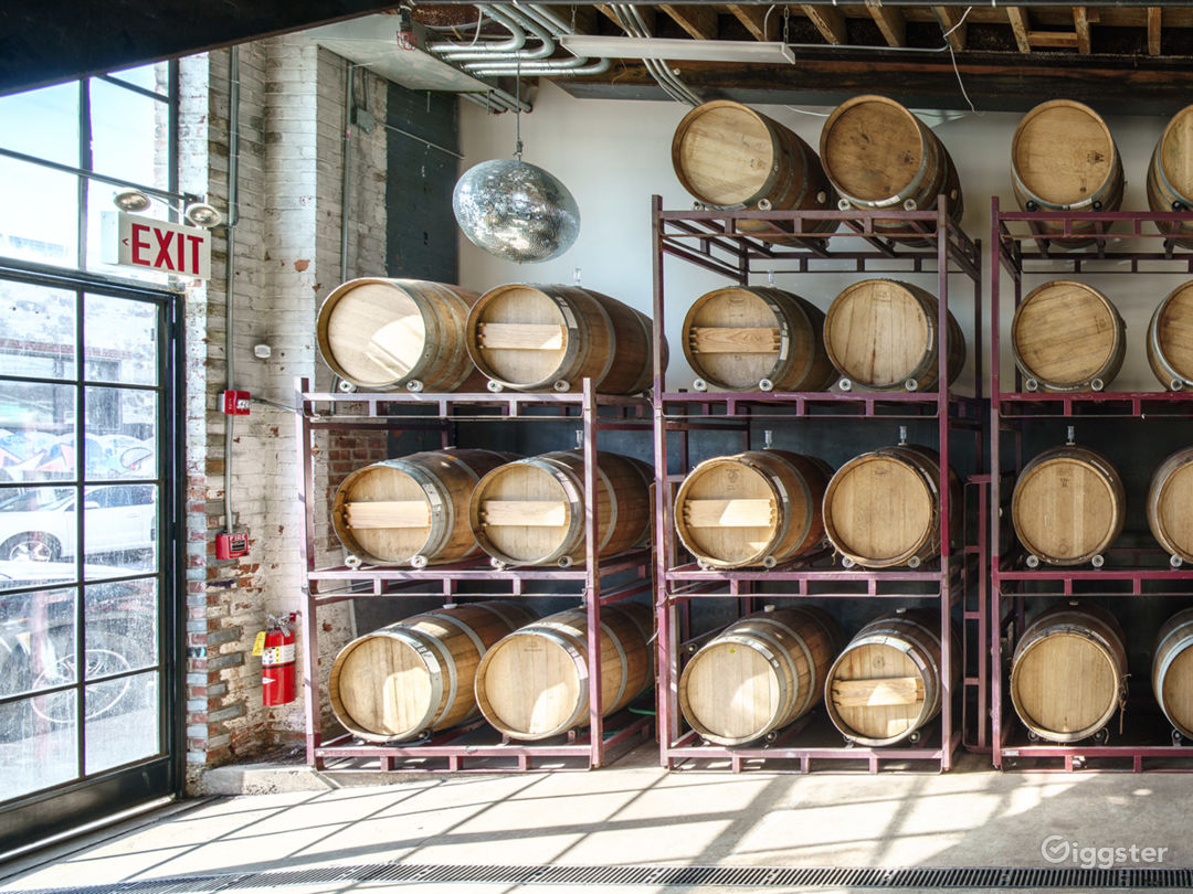 Bushwick Winery with Rooftop and Tasting Room Photo 4