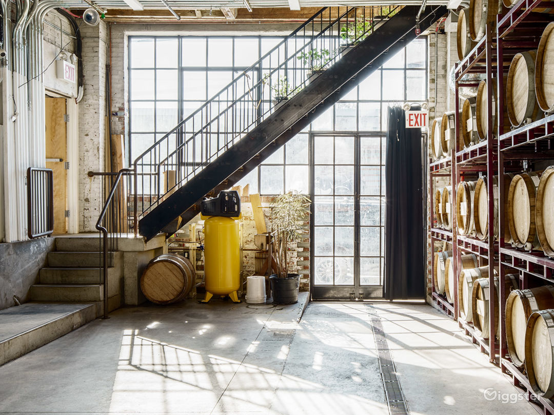 Bushwick Winery with Rooftop and Tasting Room Photo 3
