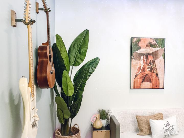 Bohemian Jungle Photo Studio Office   Creative Space