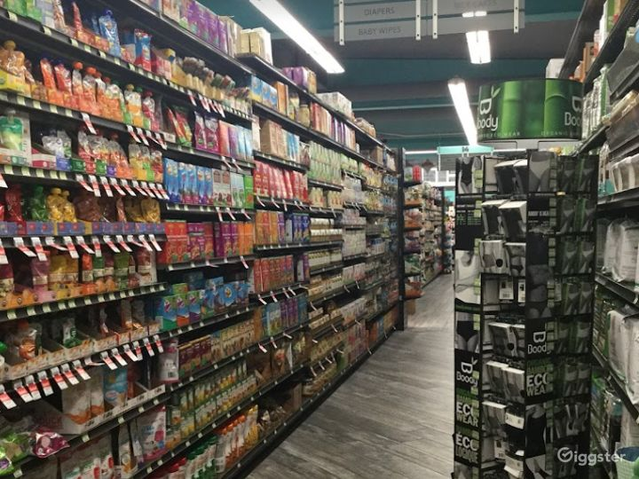Spacious Health Food Store Perfect for Photoshoots and Productions in San Luis Obispo Photo 5