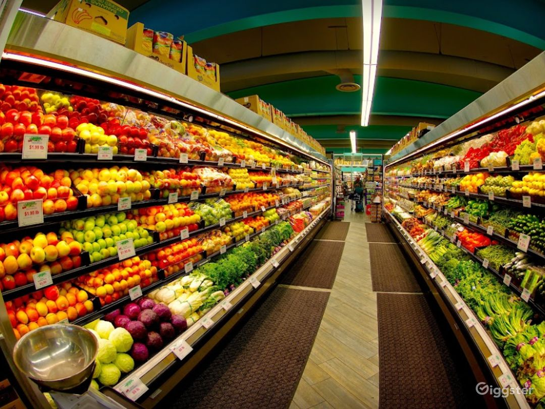Spacious Health Food Store Perfect for Photoshoots and Productions in San Luis Obispo Photo 1