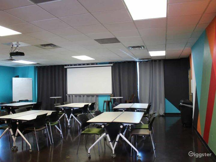 Spacious Venue for Events- Classroom Photo 5