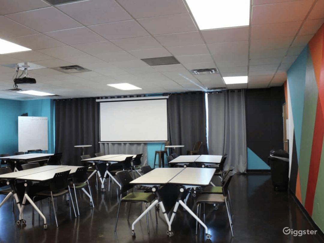 Spacious Venue for Events- Classroom Photo 1