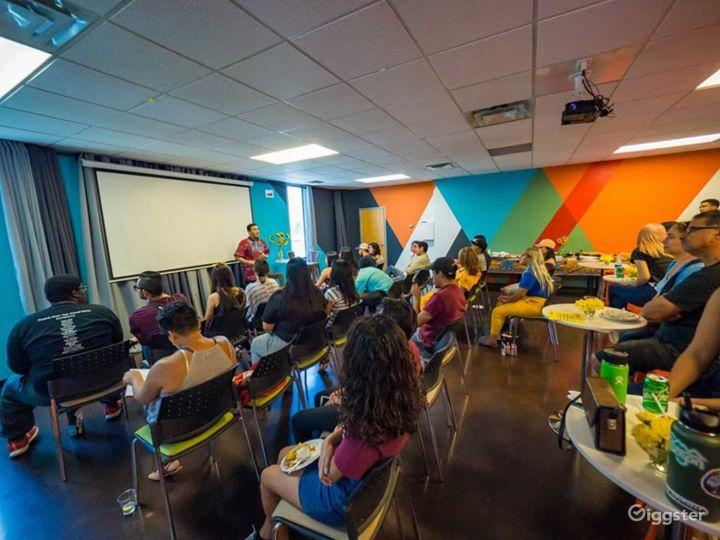 Spacious Venue for Events- Classroom Photo 2