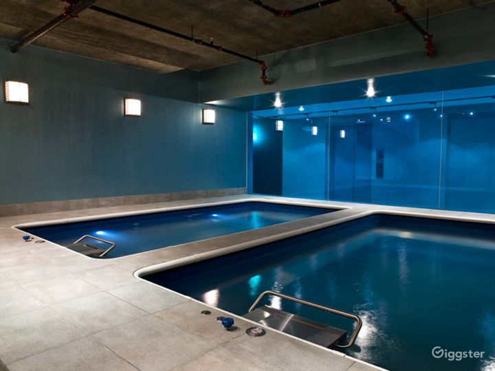Modern Design with Luxury Finishes & Furnishings Fitness Center at Logan Circle, Washington DC Photo 4