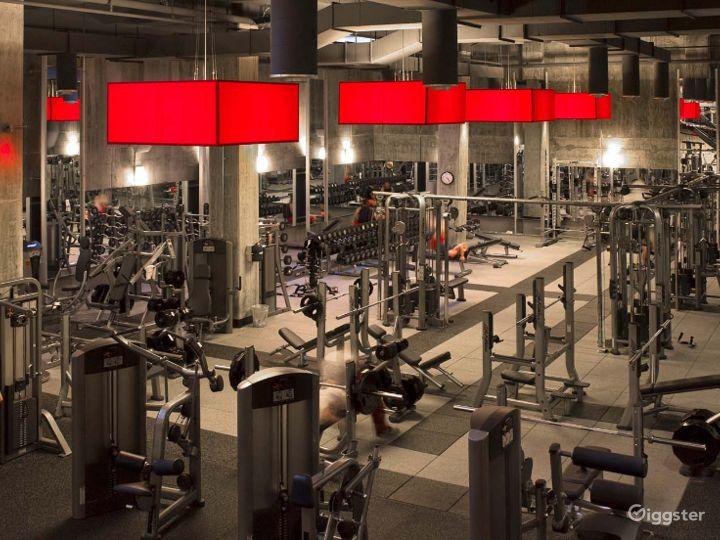 Modern Design with Luxury Finishes & Furnishings Fitness Center at Logan Circle, Washington DC Photo 2