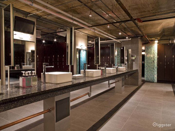Modern Design with Luxury Finishes & Furnishings Fitness Center at Logan Circle, Washington DC Photo 3