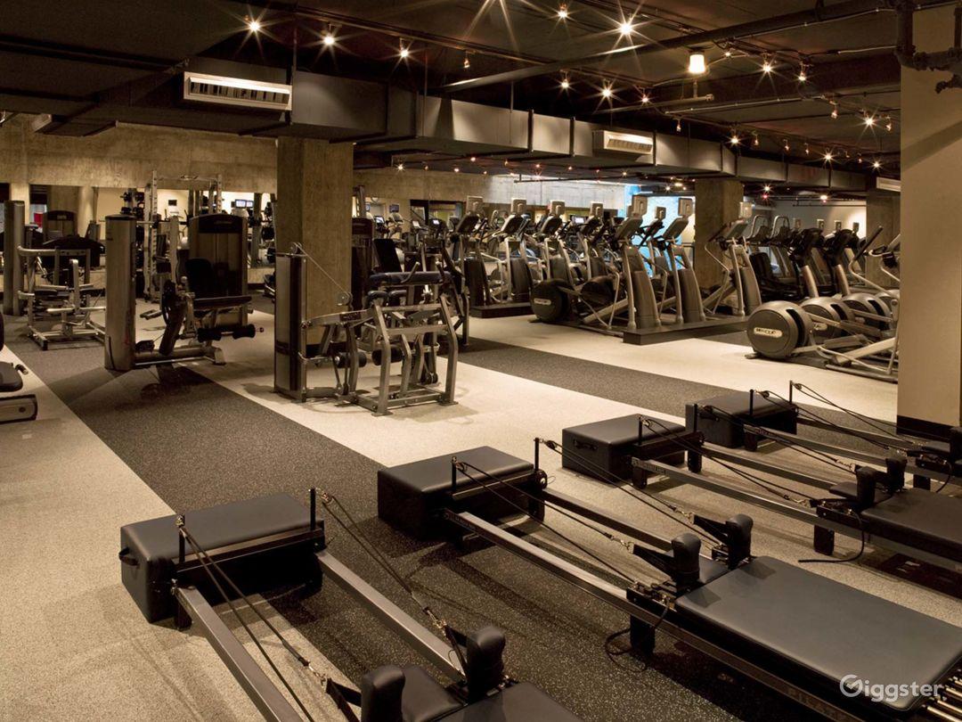 Modern Design with Luxury Finishes & Furnishings Fitness Center at Logan Circle, Washington DC Photo 1