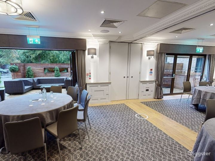 Spacious Event Space for up to 150 people in Oxford Photo 4